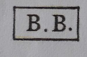 symbole partition BB
